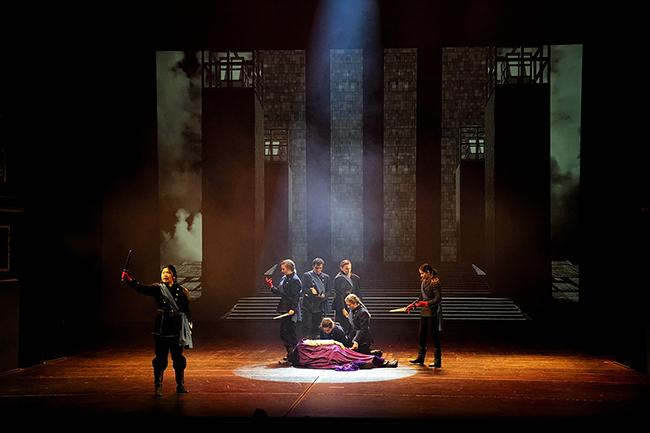 Education Programs | Prague Shakespeare Company